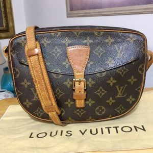 Louis Vuitton Jeunefille Shoulder Crossbody Bag 💼